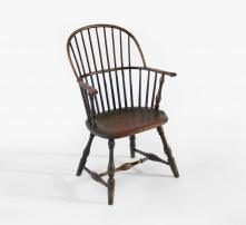 The Craftsmanship of Philadelphia Windsor Chairmaker Joseph Henzey