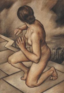 Untitled Nude by Grace Gemberling
