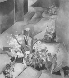 """Rocks & Flowers"" by Grace Gemberling"