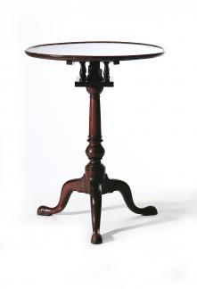 The Connoisseur's Eye  On Philadelphia Candlestands
