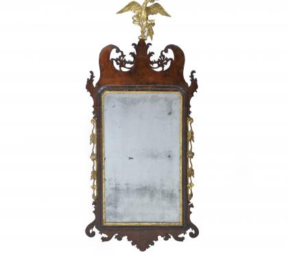 Mahogany Chippendale Mirror (SOLD)