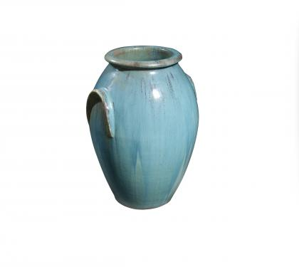 Large Galloway Glazed Urn