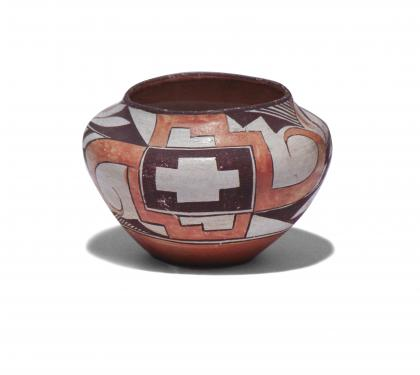 Native American Acoma Olla
