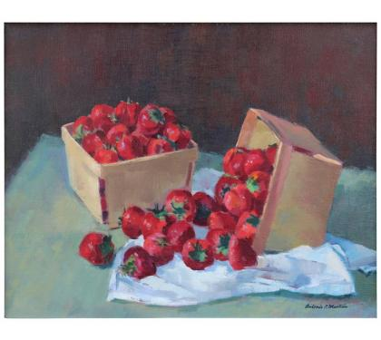 """Strawberries"" by Antonio Pietro Martino"
